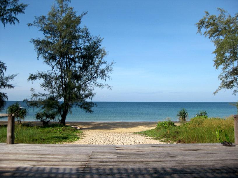 Lazy Beach Koh Rong Saloem Cambodia