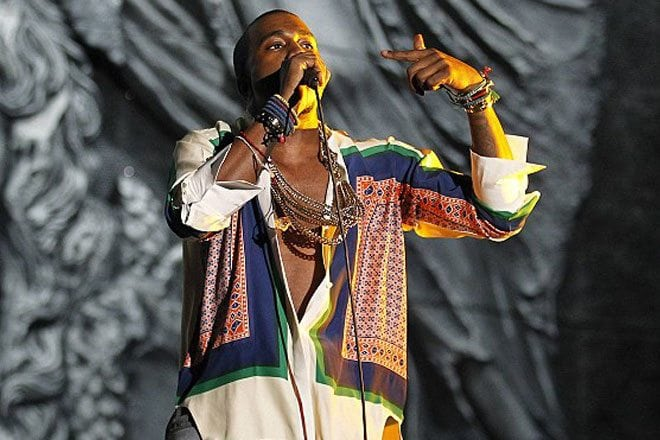 Kanye West Coachella