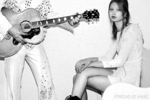 White Mini Dress | Friend of Mine