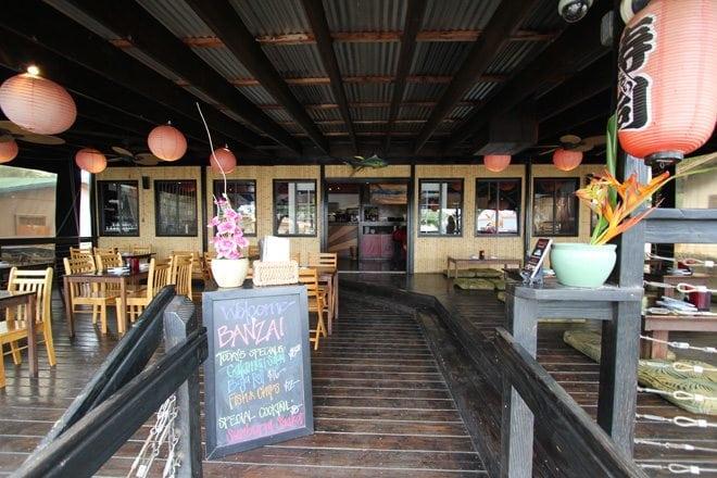 Banzai Sushi Bar | Oahu, Hawaii