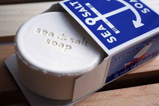 Swedish Dream   Sea Salt Soap