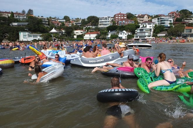 Australia Day | Rose Bay Beach Party