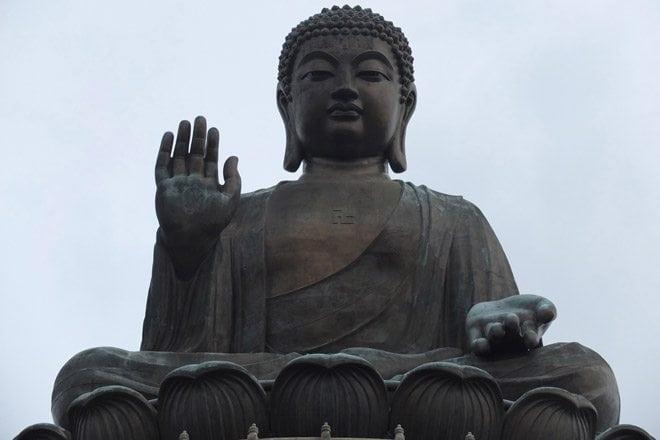 Tian Tan Buddha | Hong Kong