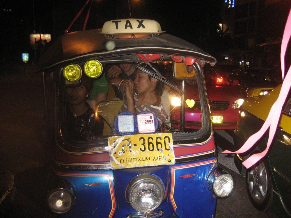 Tuk Tuk | Bangkok, Thailand