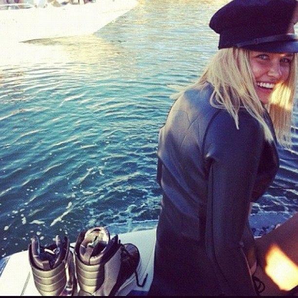 Lara Bingle | Instagram