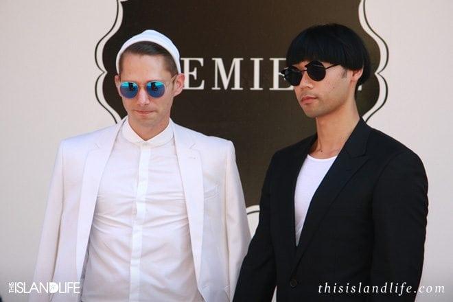 Mercedes-Benz Fashion Week Australia 2013