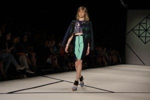 Ginger & Smart | Mercedes-Benz Fashion Week Australia 2013