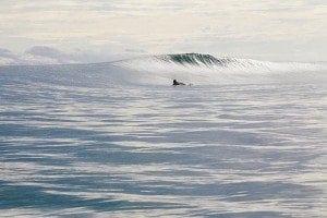 TIL Surfing Escapes Solomoon Islands Surf Wave