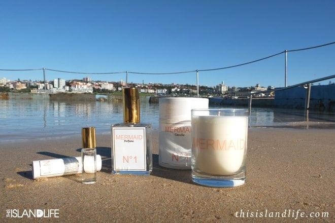 This Island Life | Mermaid Perfume and Candles
