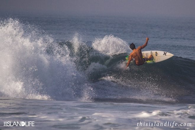 Miguel Pupo | Oakley Pro Bali 2013 | This Island Life
