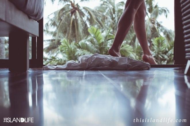 Laura McWhinnie | The little black bikini by Seafolly | This Island Life