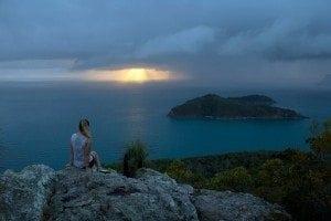 This Island Life | Passage Peak on Hamilton Island for sunrise