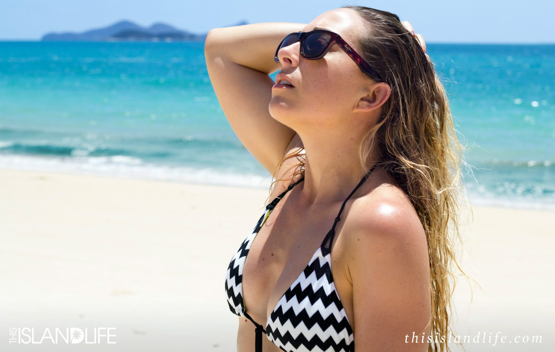 Bikini Love: Monochromatic paradise by Seafolly