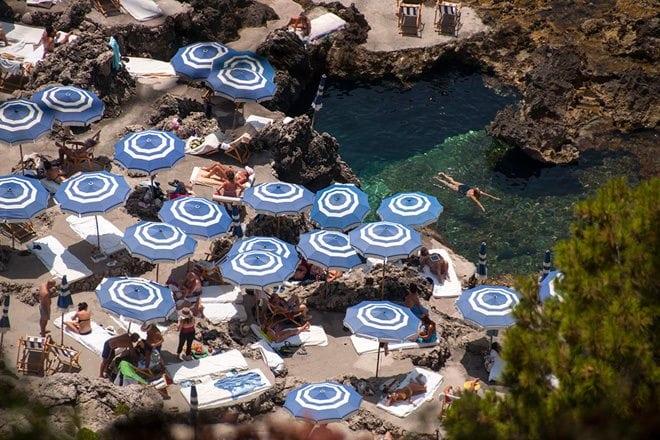 This Island Life   Exploring secret beaches in Capri, Italy
