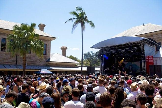 This Island Life | Laneway Festival, Sydney