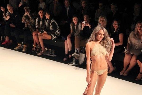 Mercedes Benz Fashion week 2014