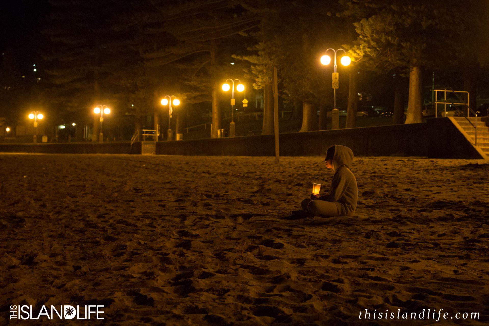 Earth Hour - Manly 2014 - Michaela Skovranova Photography