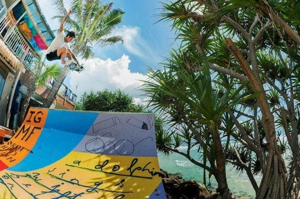 This Island Life | La Casa residency for Corona: Dylan Rieder