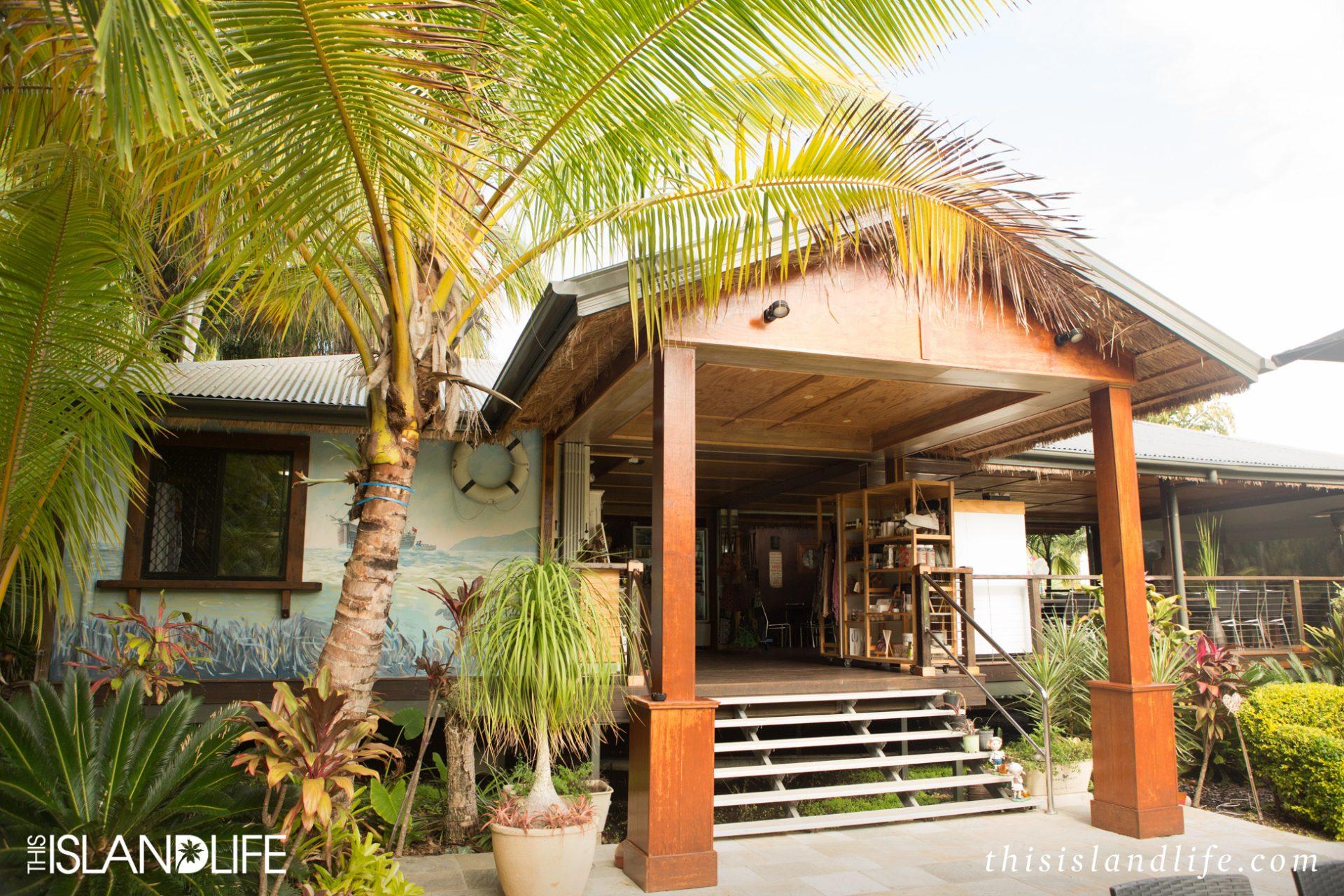 This island life & Michaela Skovranova for Queensland Tourism an