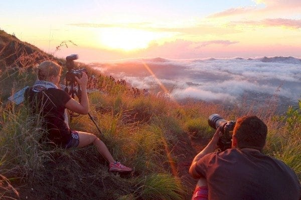 THIS ISLAND LIFE | Mount Batur | The four best places to watch the sunrise in Bali, Indonesia