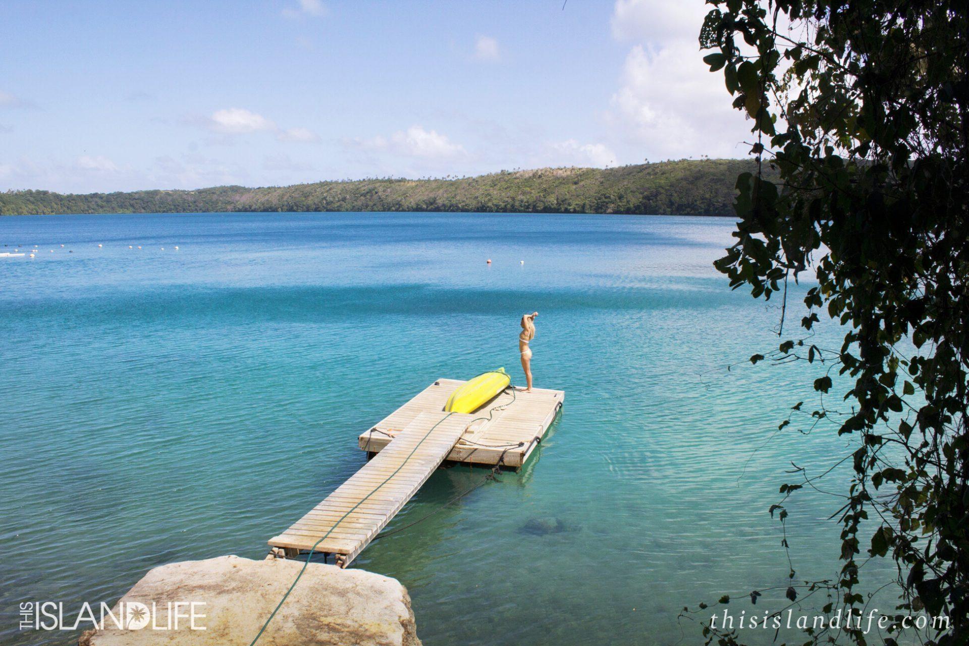This Island Life in Tonga