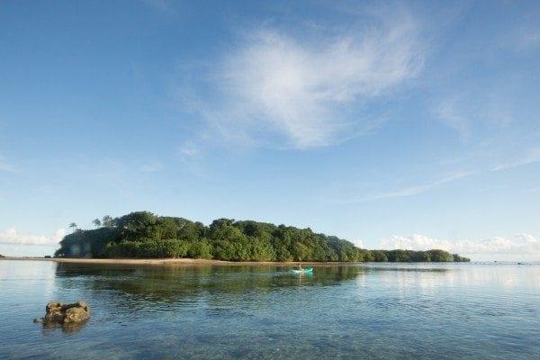 THIS ISLAND LIFE | Kayaking to secret caves in Savusavu, Fiji