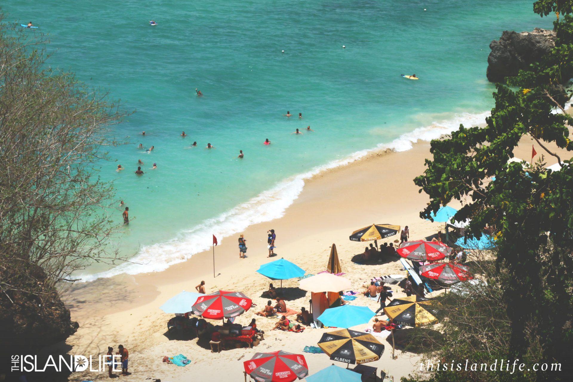 THIS ISLAND LIFE | Padang Padang Beach in Bali