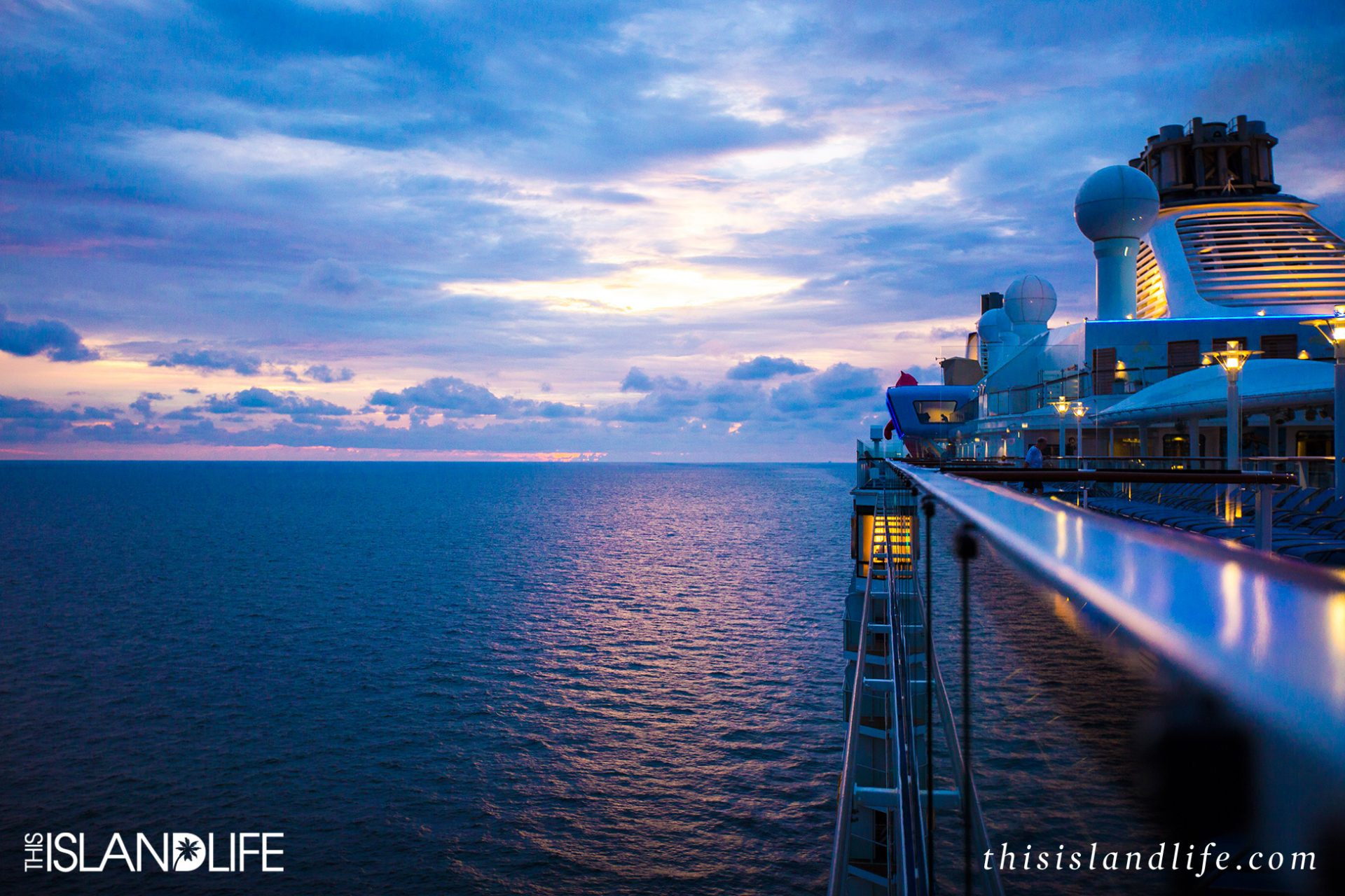 THIS ISLAND LIFE | Cruising the high seas with Royal Carribean