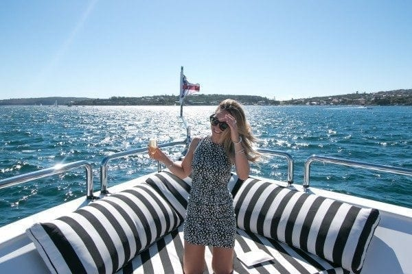 This Island Life | Oscar II on Sydney Harbour