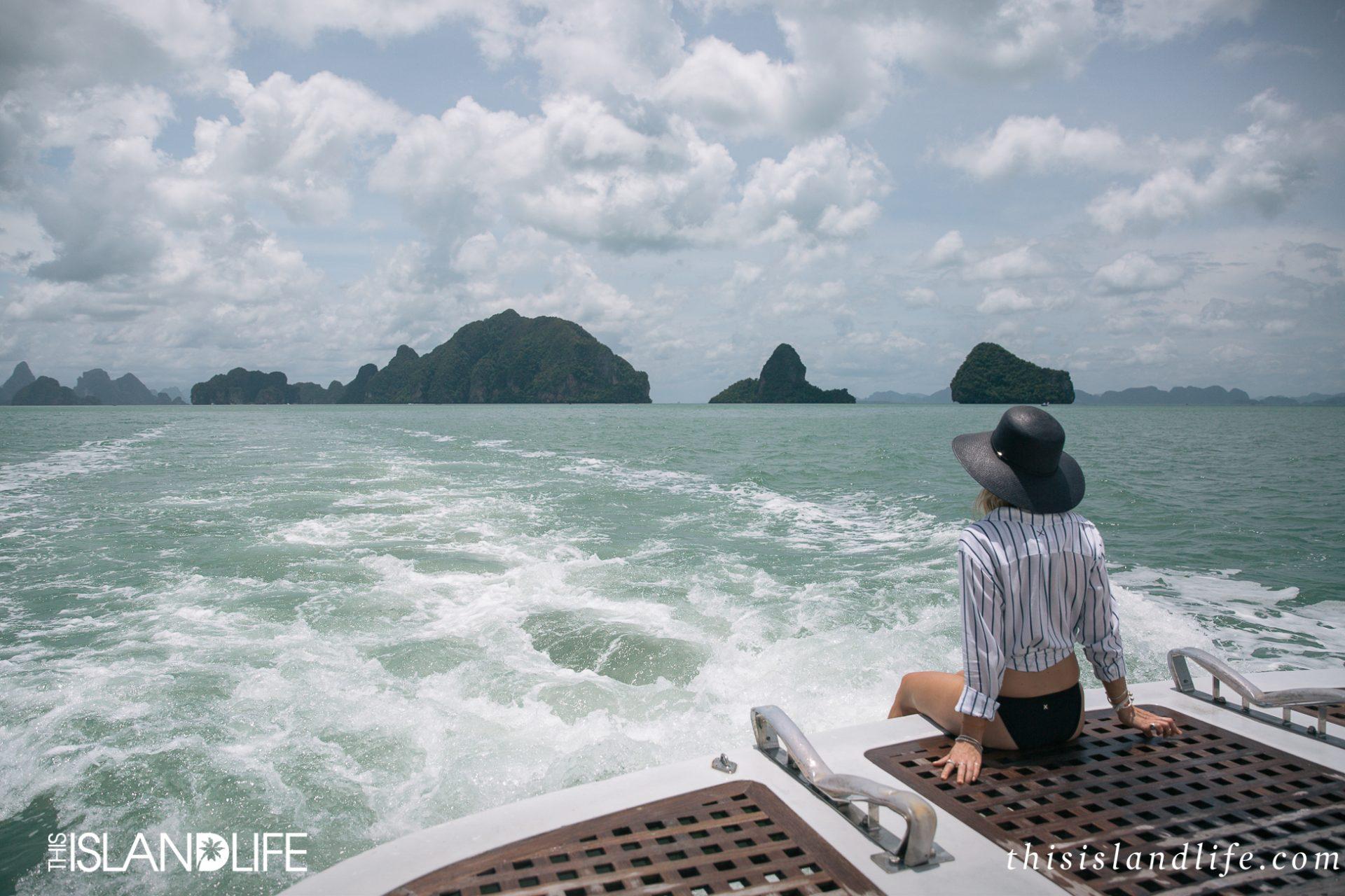 This Island Life | Helen Kaminski Panama Hat