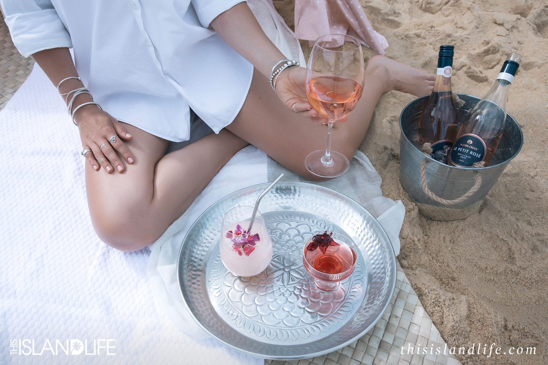 This Island Life | Celebrating summer in Australia with Le Petit Rosé