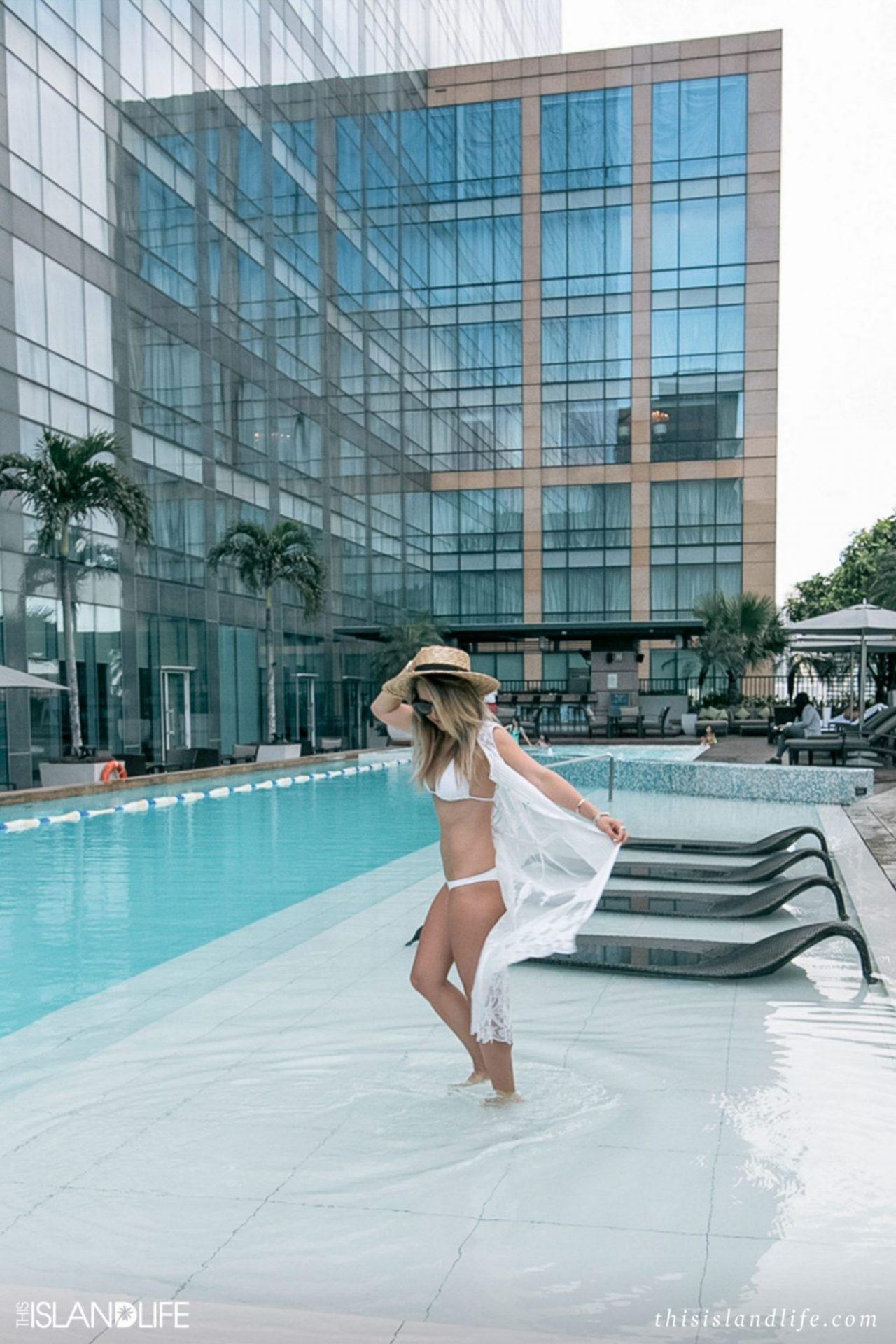 This Island Life | Fairmont Makati, Manila, Philippines