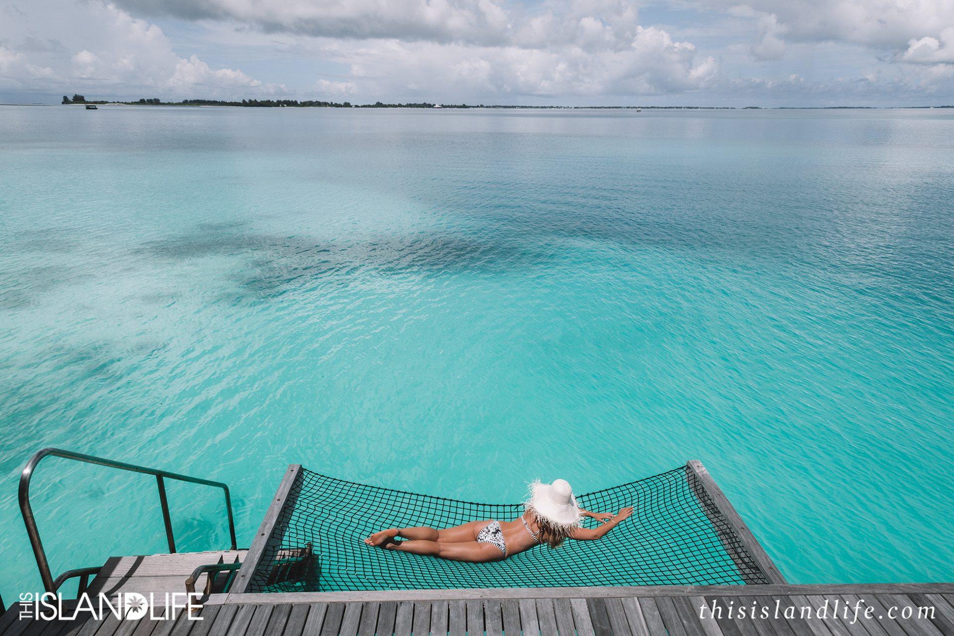 Peony Swimwear In The Maldives This Island Life