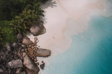 Anse Lazio Beach - Praslin Island, Seychelles
